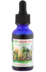 CBD 1oz Dropper